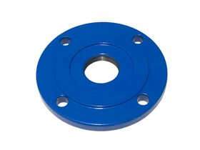 Ductile Iron Blank Flange with 50 BSP PN16