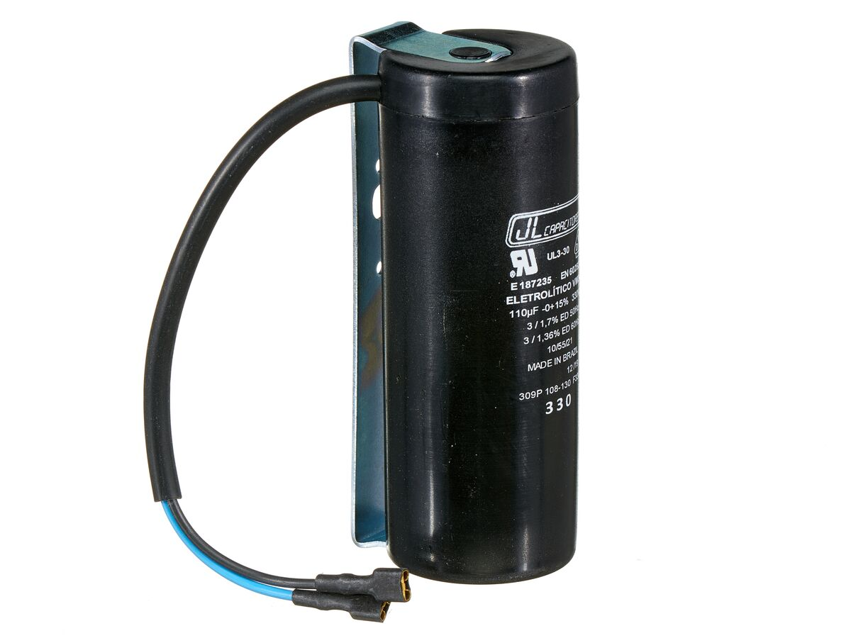 Tecumseh Start Capacitor 108-130MFD 330V 8680237