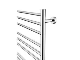 Posh Domaine Heated / Non Heated Towel Rail Polished Stainless Steel