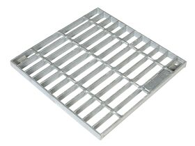 Reln 300 Stormwater Pit Grate Only Galvanised Light Duty