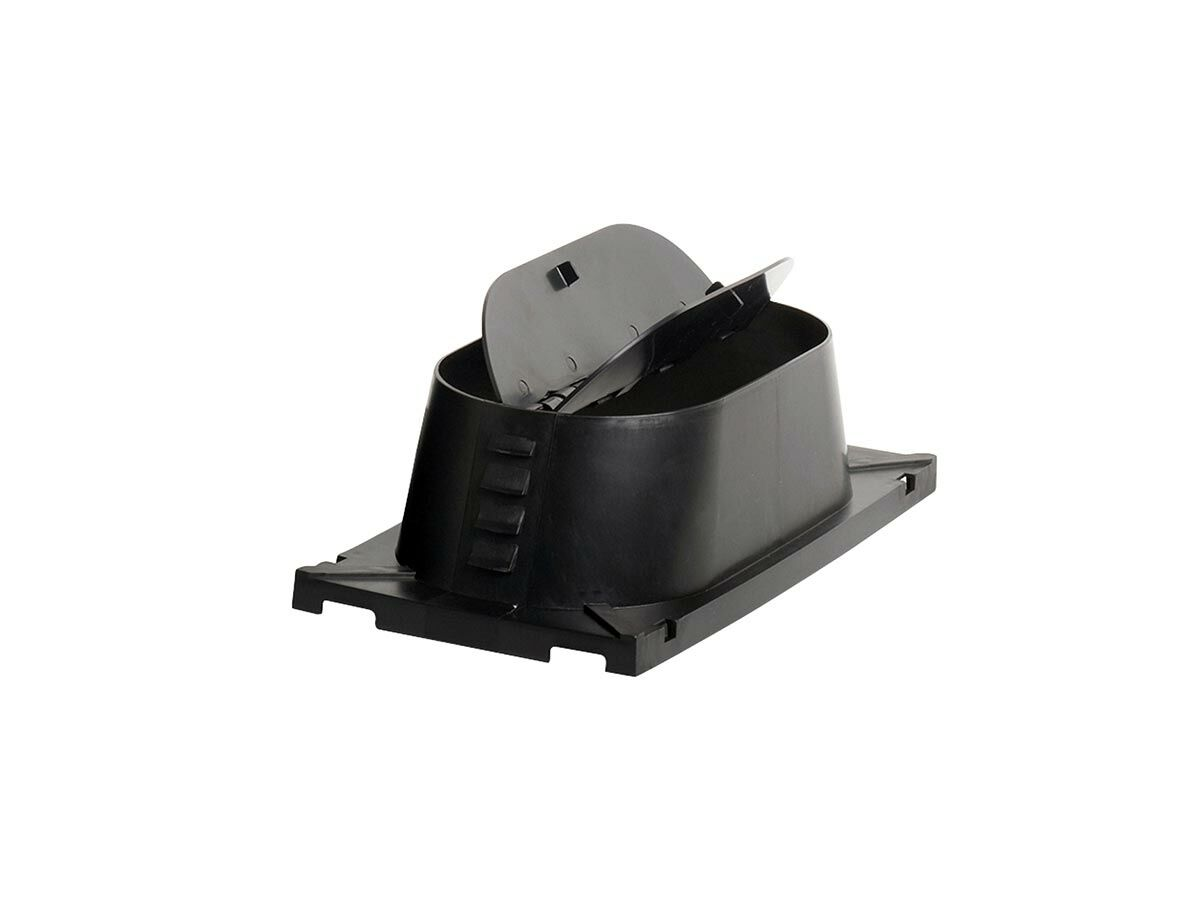 Airform Multivent Rectangle Adaptor With Damper