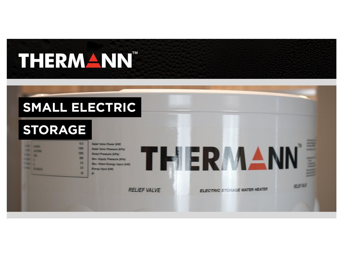 Video - Thermann Electric Small
