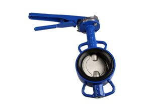 Dura Butterfly Valve Wafer with Handle