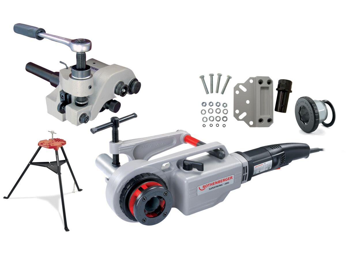 R/Berg Roll Groover Kit