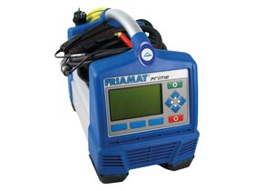 Friamat Prime Electrofusion Welder with Reader Wand