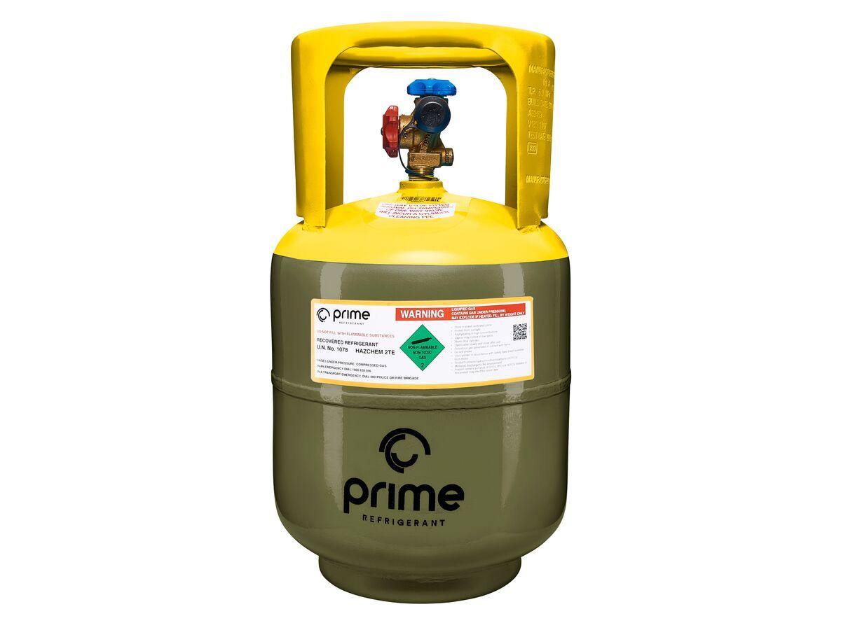 Prime Reclaim Cylinder 22kg