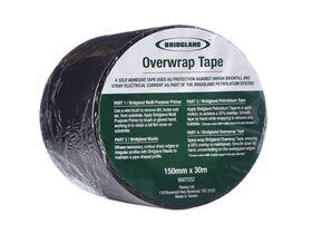 Bridgland Overwrap Tape 150mm x 30mtr