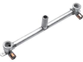 Auspex Stainless Steel R/A Sink Set 300mm Centre