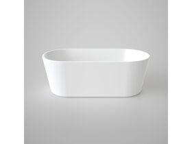 Caroma Aura Freestanding Bath 1600mm White