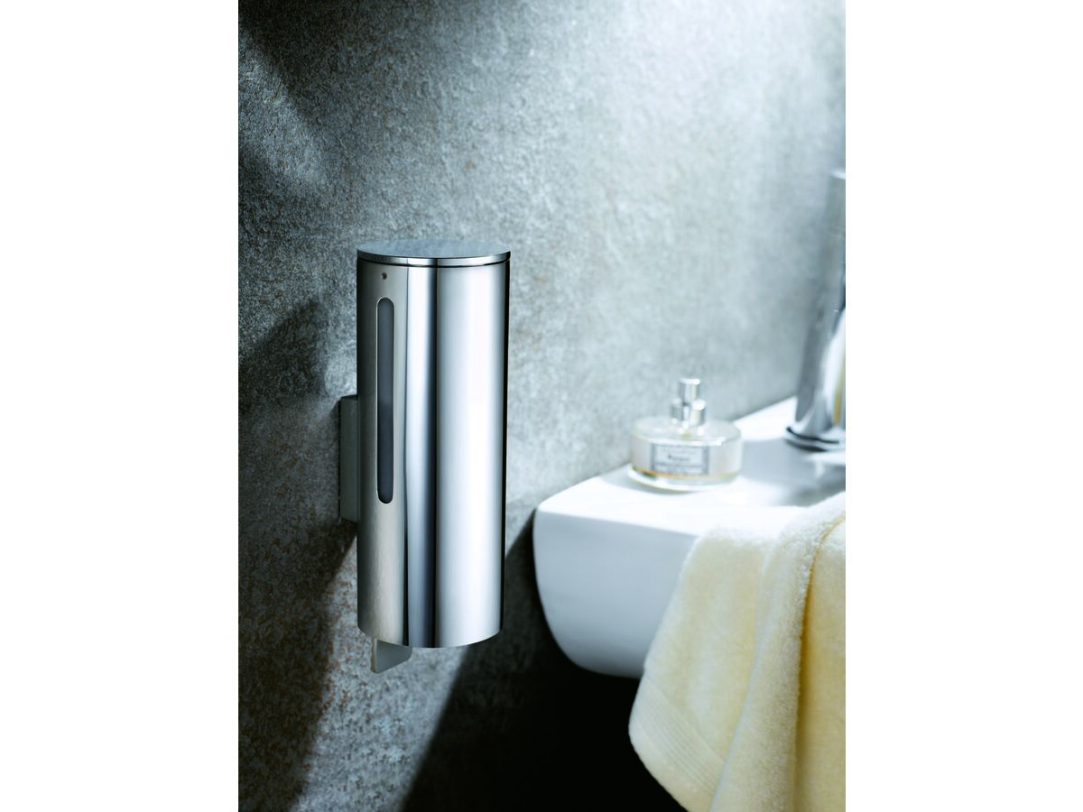 Milli Wall Mounted Soap Dispenser Chrome