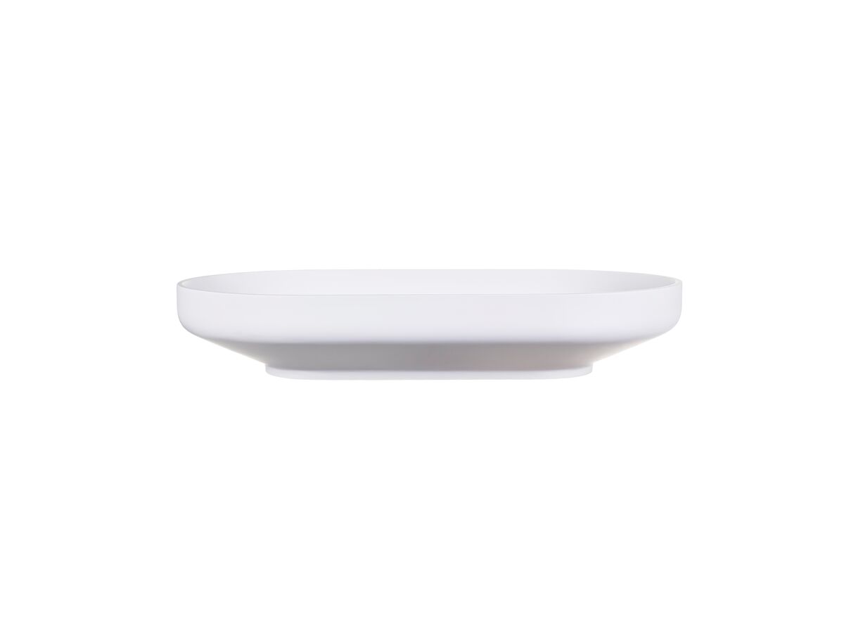 Venice 700 Counter Basin Solid Surface White