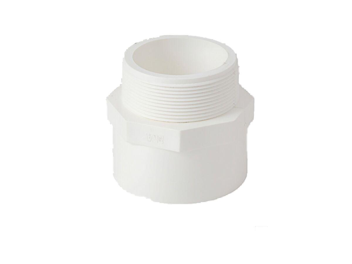 80mm PVC Valve Socket (Cat. 17)