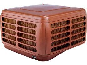 Brivis Advanced Dump Evaporative Cooler Terracotta Red