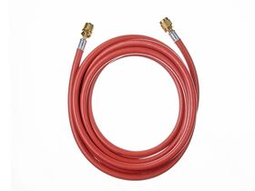 """Refco Red Charging Hose 1/4"""" x 144 CL-144-R"""""""