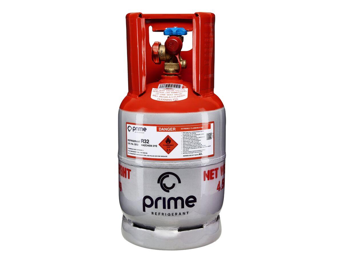 Prime Refrigerant R32 (HFC) 4.5KG