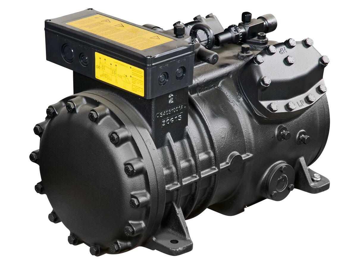 Tecumseh Semi Hermetic Compressor SH4591Z
