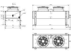 Cabero Remote Condenser ACH057A2-1.6-18NZ-D