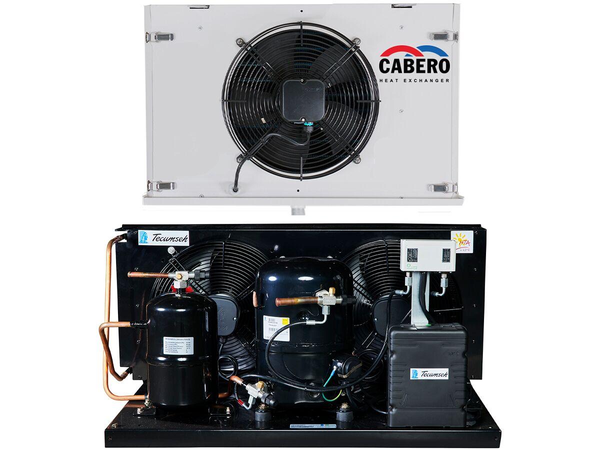 2hp 3PH HTA Unit & Cabero Combination R134A