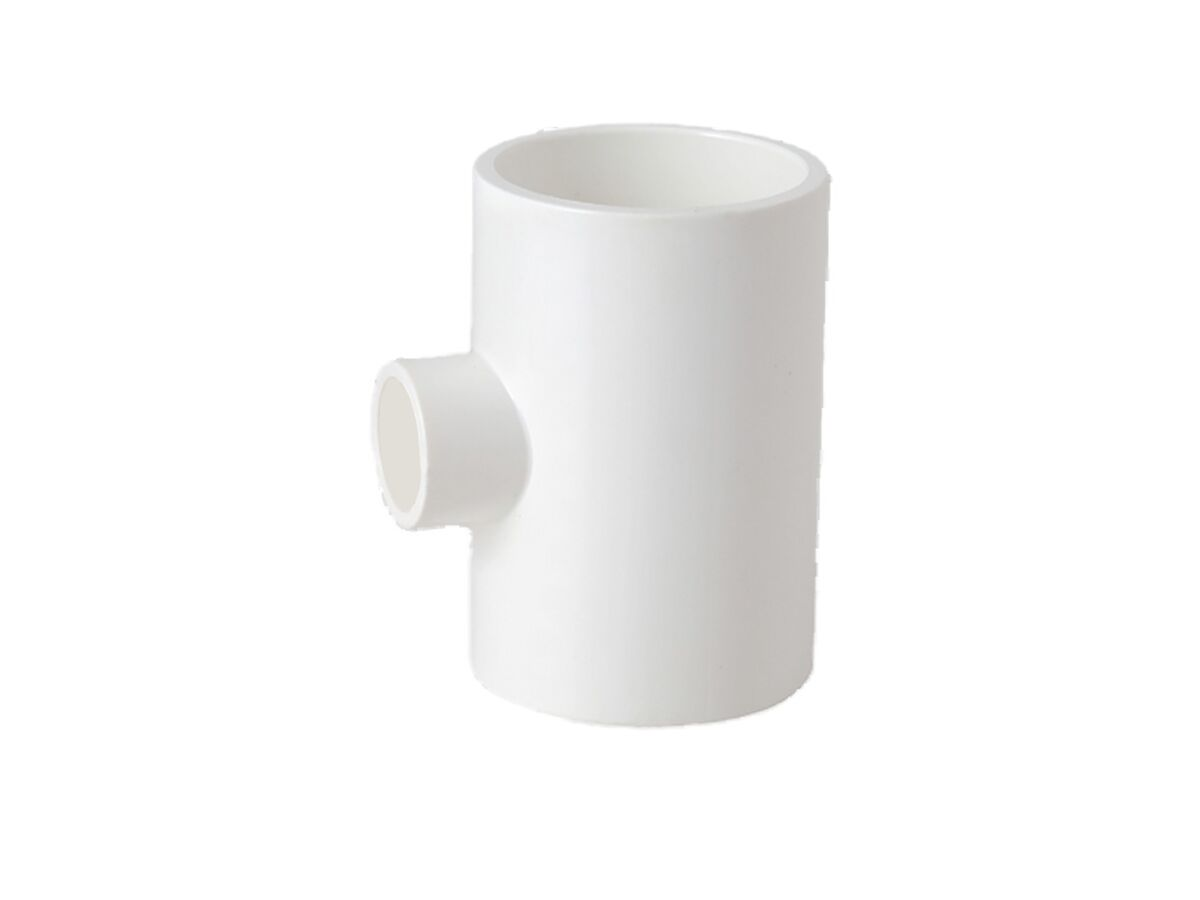 25mm x 20mm PVC Reducing Tee (Cat. 19)