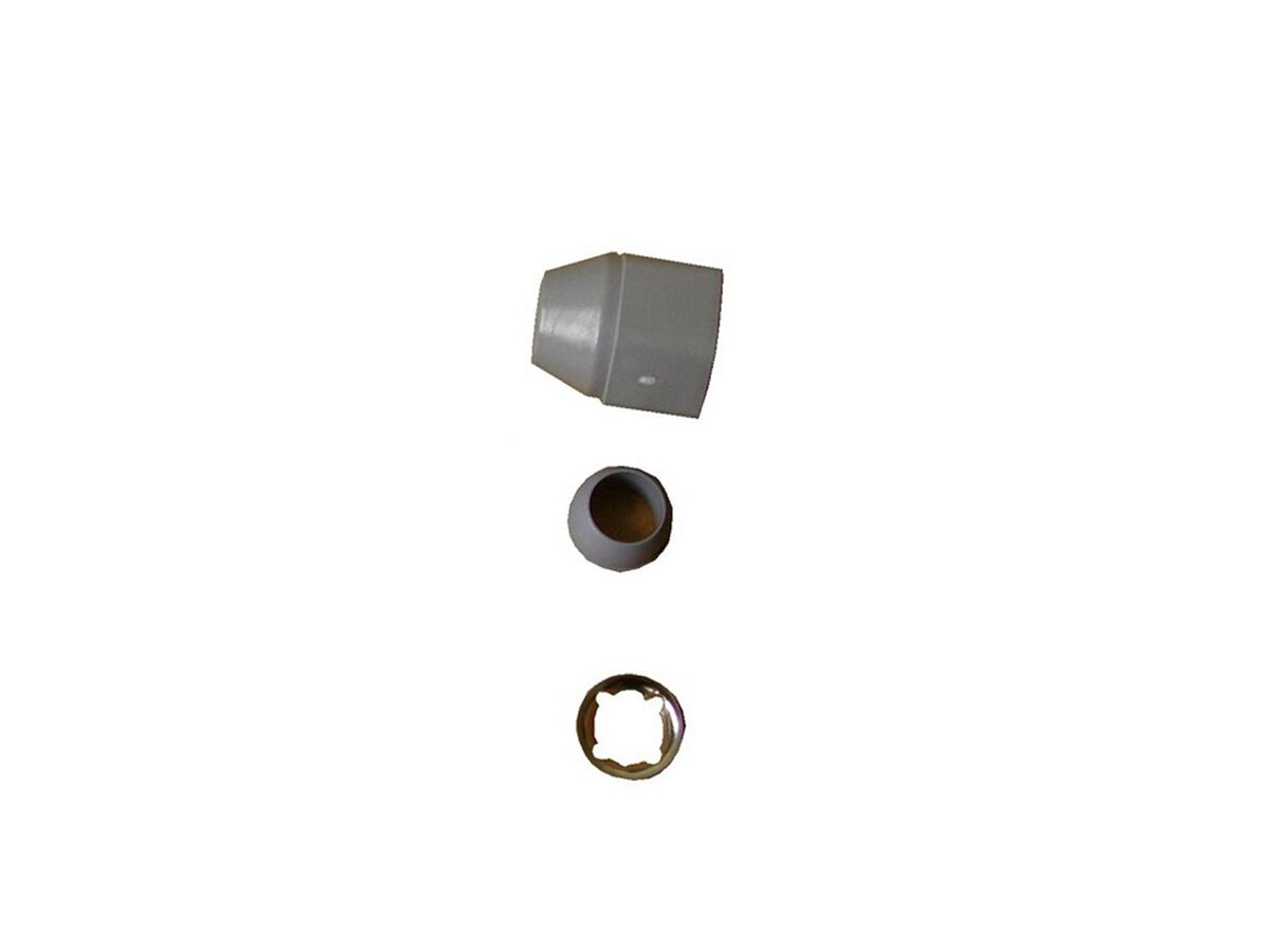 Dux 10mm Quickee Cone / Ring & Nut Set