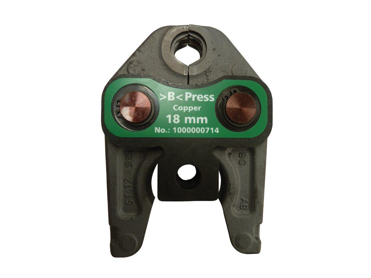Rothenberger 3000/4000 B-Press Jaw 18mm