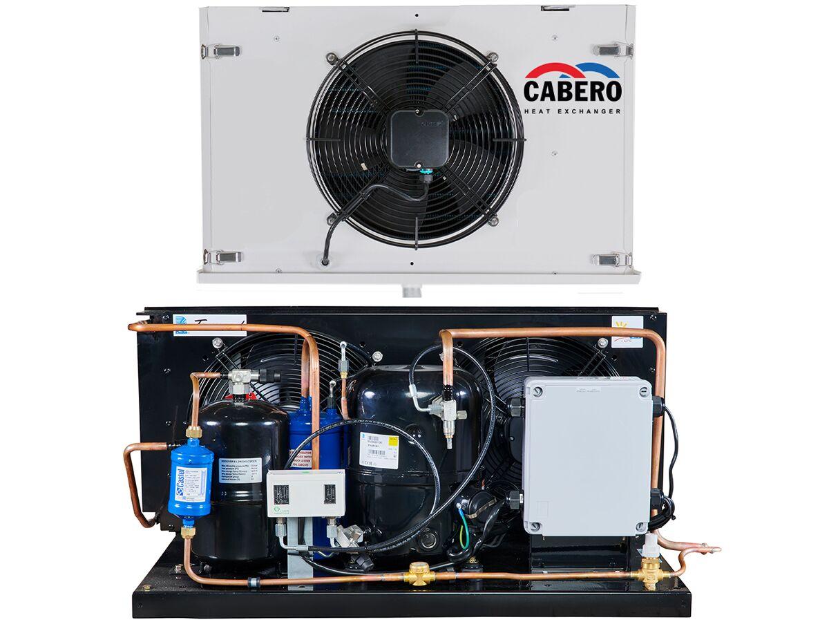 1.5hp 1PH Evo Unit & Cabero Combination R134A