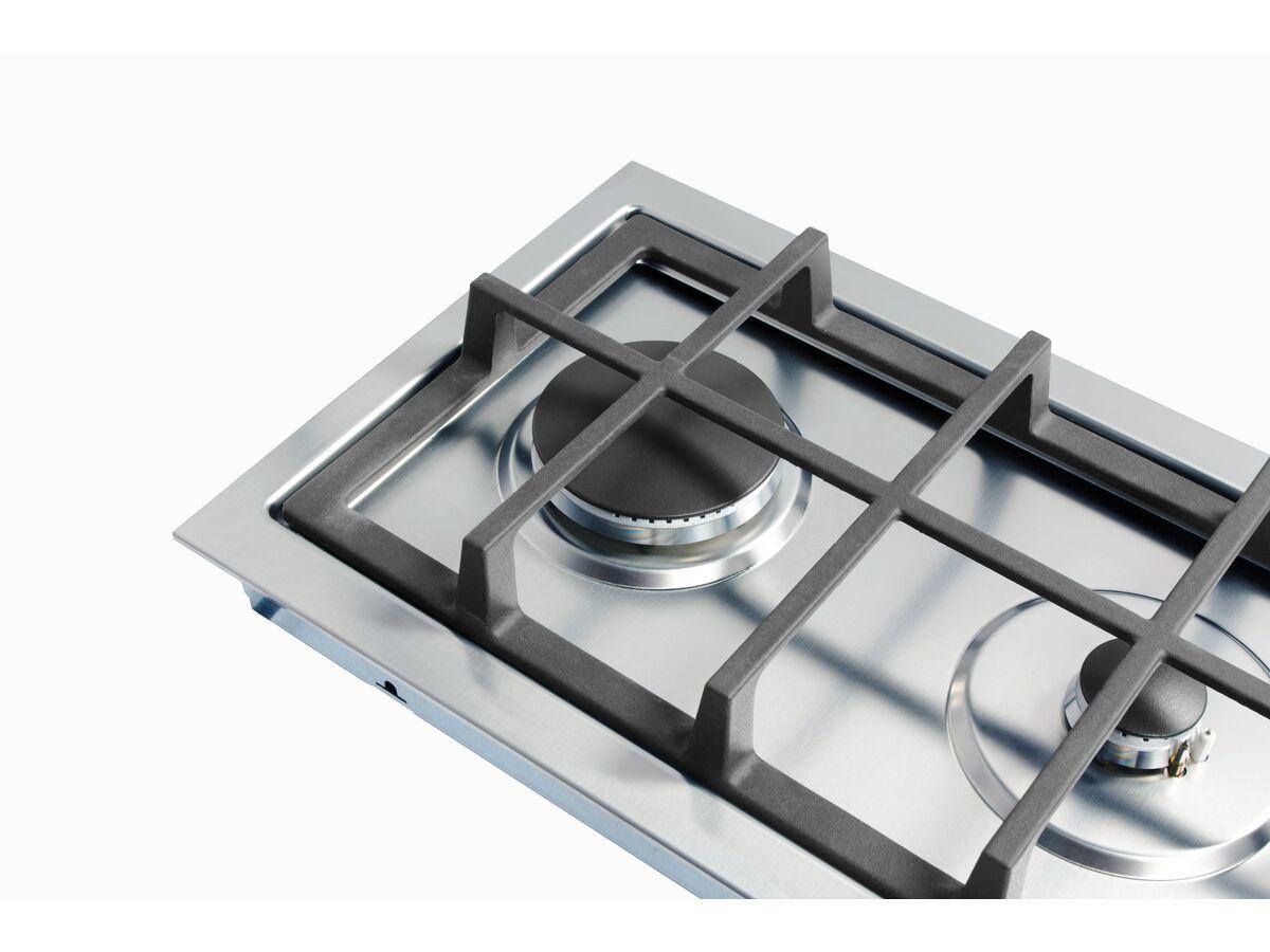 Franke Designer 30cm Gas Cooktop Stainless Steel