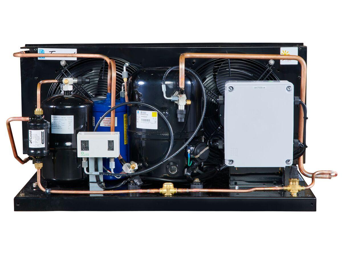 Tecumseh EVO Condensing Unit 2hp R134 MHBP EPCH4525Y-3 Phase