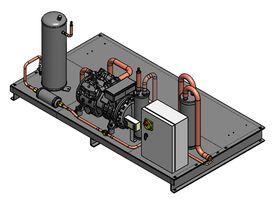 Tecumseh Semihermetic Receiver Unit SHR4610ZHR