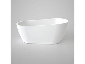 Blanc Freestanding Bath 1700 White