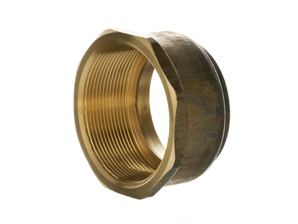 Tube Bush - Female Brass 65mm