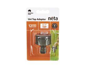 Neta Plastic Universal Tap Adaptor 12mm H