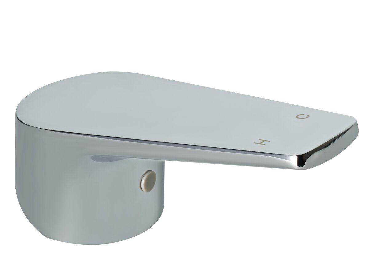 Posh Solus MK3 Shower & Sink Mixer Handle Complete Chrome