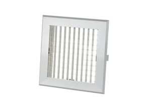 Square Eggcrate Grille Removable Core