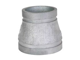 Roll Groove Concentric Reducer (Galvanized) 100mm x 50mm