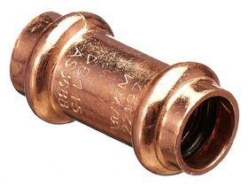 >B< Press Water Repair Coupler 15mm
