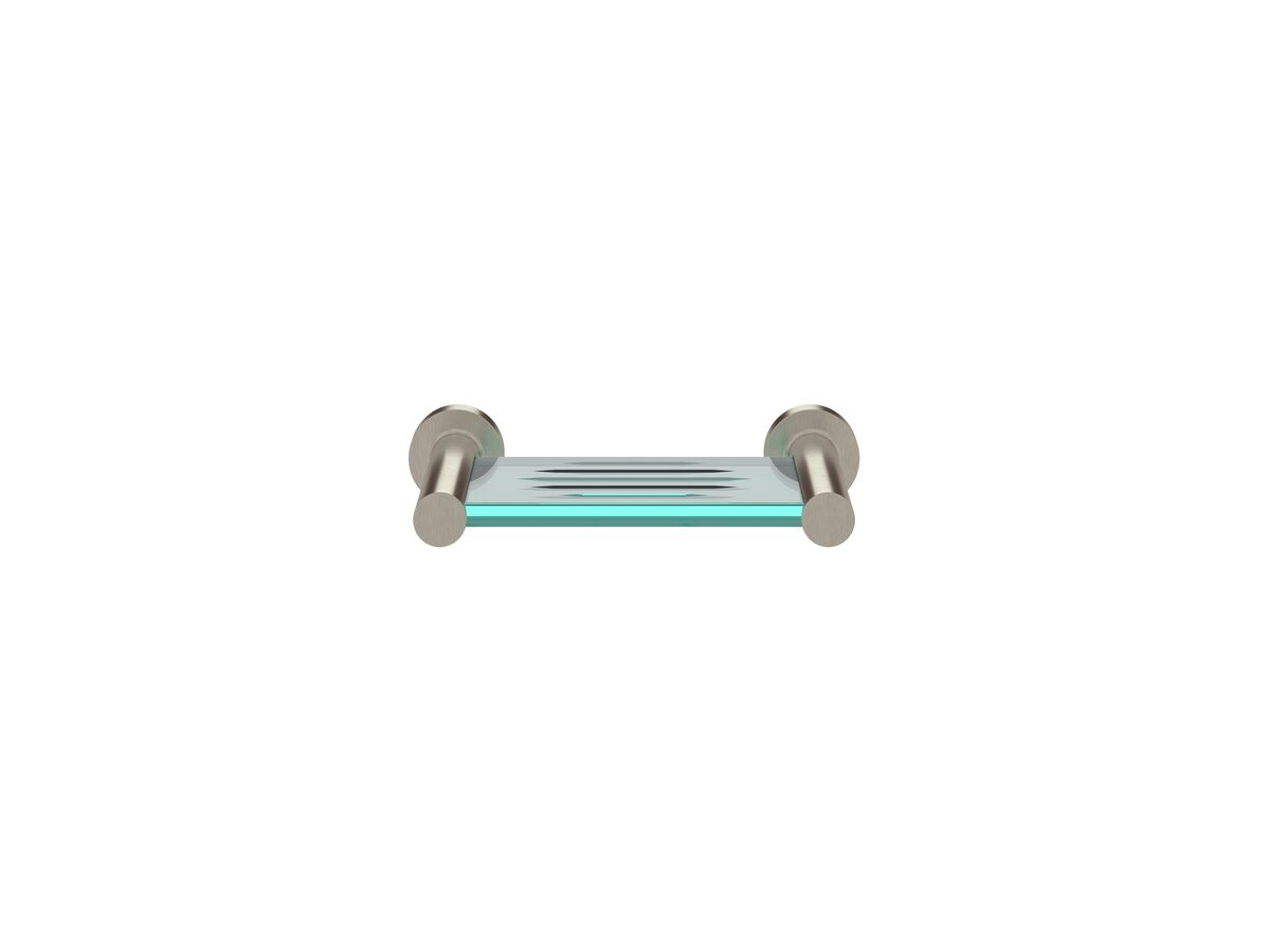 Scala Soap Dish LUX PVD Brushed Oyster Nickel