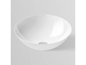Alape Circa Above Counter Basin 450mm White