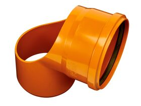 Rehau Awaduct Inspection Elbow 200mm
