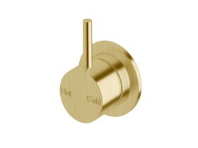 Scala Shower / Bath Mixer LUX PVD Brushed Pure Gold