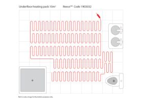Stiebel Eltron Under Floor Heating Pack (10M2)