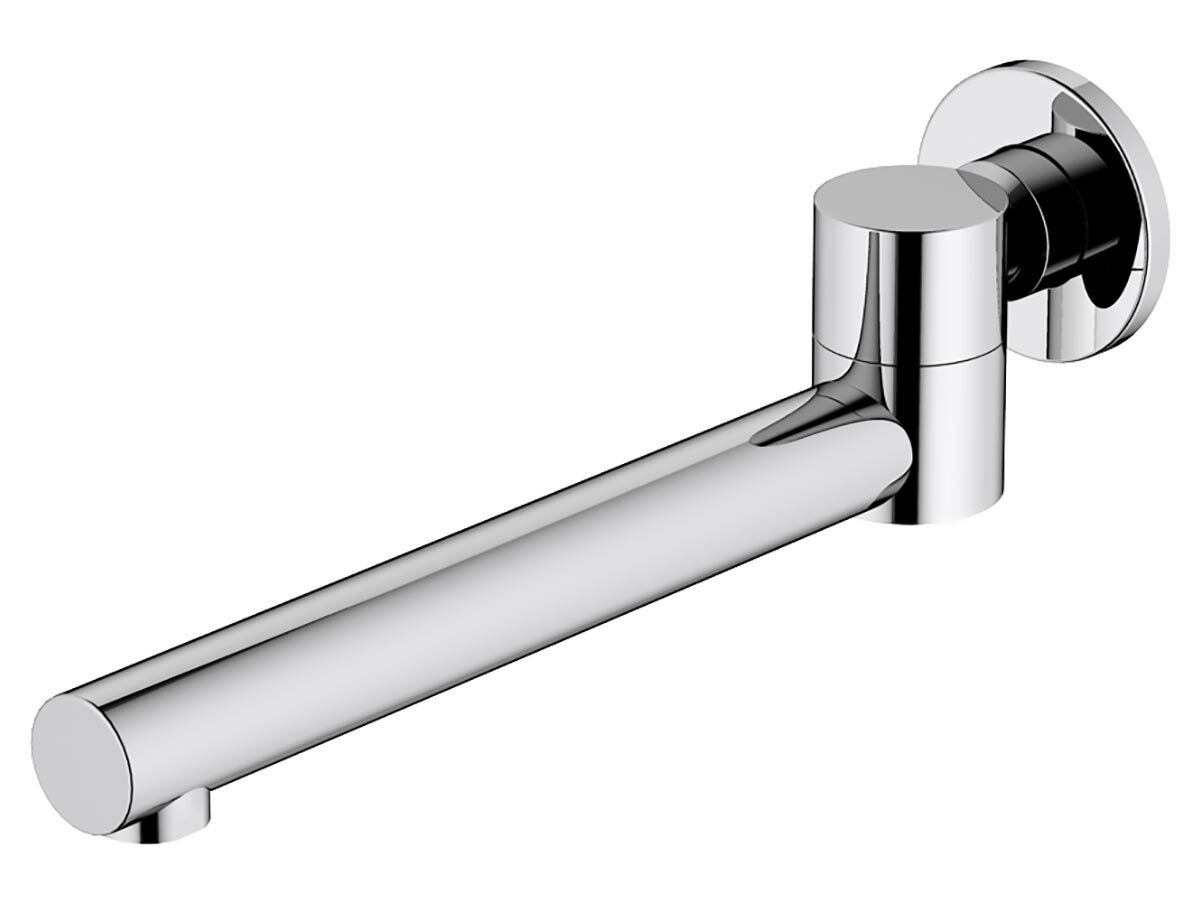 Posh Solus MK2 Swivel Bath Outlet Chrome