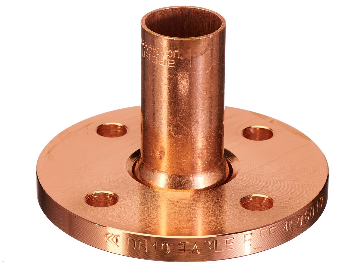 Ardent Press Flange Adaptor Table E 40mm