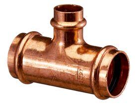 >B< Press Water Reducing Tee 32mm x 32mm x 15mm