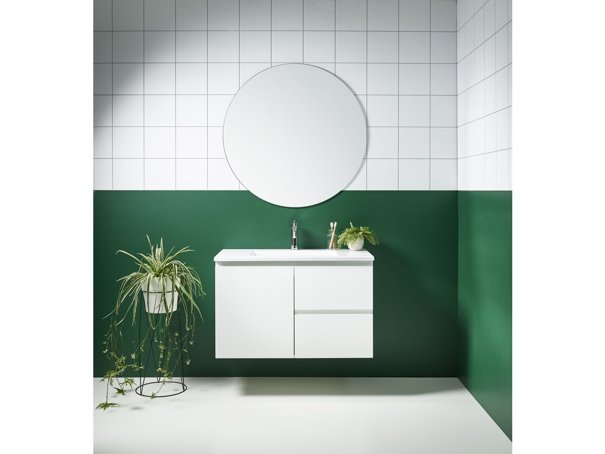 Conventional Wall Hung Vanity Unit