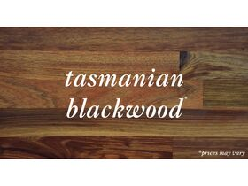 Acqua Wall Hung Vanity Unit Tasmanian Blackwood