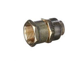 Compression Union Flared 15mm Female x 15mm Copper