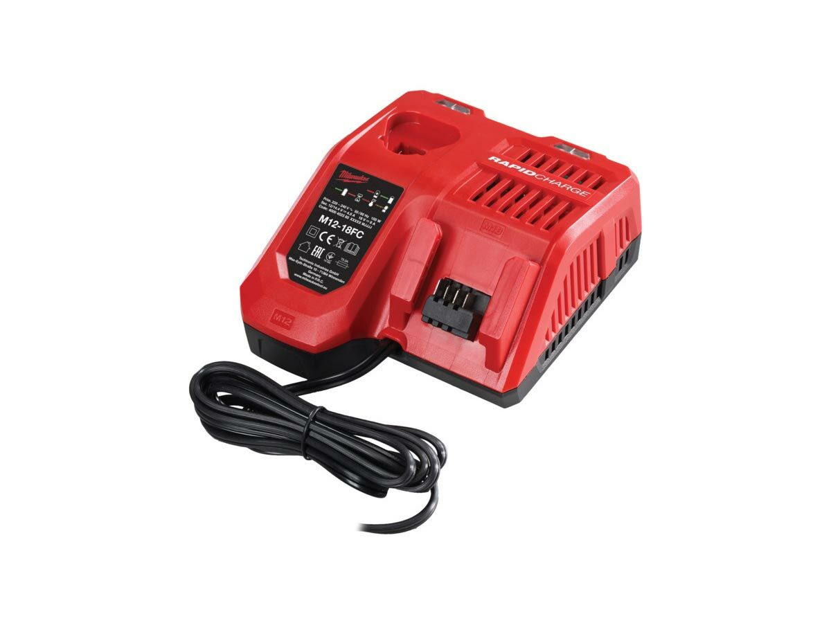 Milwaukee 12 Volt/18 Volt Rapid Charger