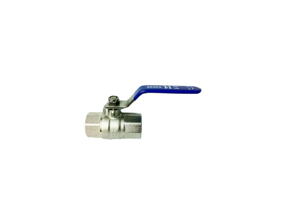 Ball Valve Female Long Handle