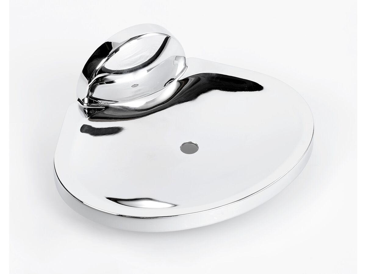 Base Soap Dish Chrome